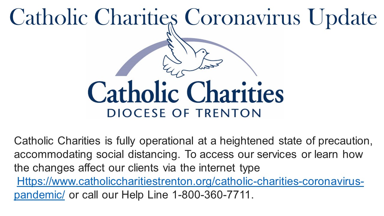 040220 Catholic Charities Coronavirus Update