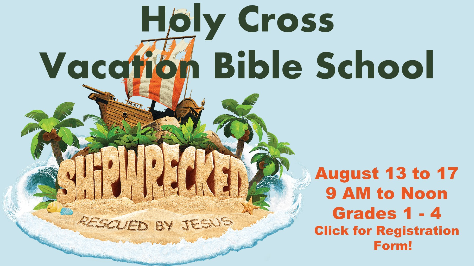 070118 VBS Registration